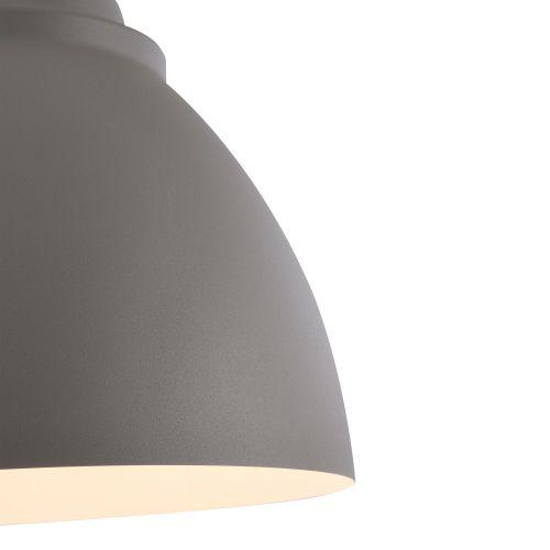 Pendul modern Maytoni Bellevue, gri, E27 60W, H:38-201cm