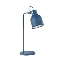 Lampa birou moderna Maytoni Pixar, albastra, E27 40W