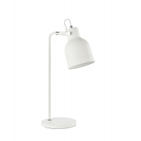 Lampa birou moderna Maytoni Pixar, alba, E27 40W