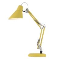 Lampa birou moderna Maytoni Zeppo 136, galbena, E27 40W