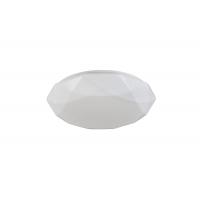 Lampa LED moderna Maytoni Crystallize, alba, LED 24W, 1680 lumeni
