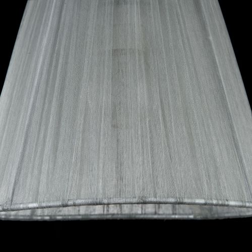 Pendul romantic Maytoni Monsoon, gri, E14 40W, H:22-172cm