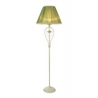Lampadar cu picior clasic Maytoni Olivia, verde, E27 40W