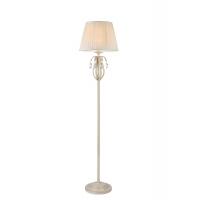 Lampadar cu picior clasic Maytoni Brionia, auriu, E14 40W
