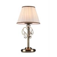 Veioza dormitor clasica Maytoni Vintage, bronz, E14 40W