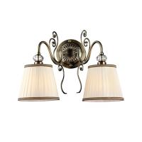 Aplica clasica Maytoni Vintage, bronz, 2xE14 40W
