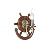 Aplica clasica Maytoni Frigate, bronz, E14 60W