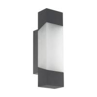 Aplica exterior LED Gorzano, 4,8W, 450Lm, antracit, IP44