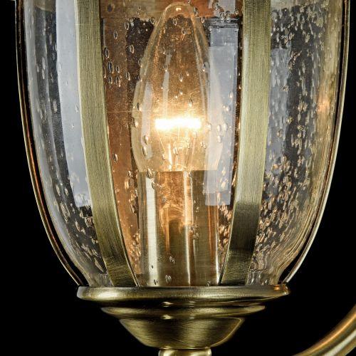Aplica clasica Maytoni Zeil, bronz, E14 60W