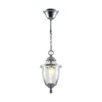 Pendul clasic Maytoni Zeil, crom lucios, E14 60W, H:39-90cm