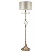 Lampadar Art Deco cristal Maytoni Bience, auriu, E27 40W