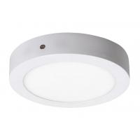 Aplica LED rotunda alba 12W, D:17cm, 4000K, 800lm, LOIS 2655