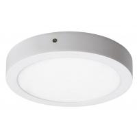 Plafoniera LED rotunda alba 18W, D:23cm, 1400lm, 4000K, LOIS 2656