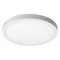 Plafoniera LED rotunda alba 36W, D:40cm, 2500lm, 4000K, LOIS 2658