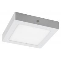 Aplica LED patrata alba 12W, 17x17cm, 4000K, 800lm, LOIS 2663