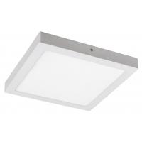 Plafoniera LED patrata alba 24W, 30x30cm, 1700lm, 4000K, LOIS 2665