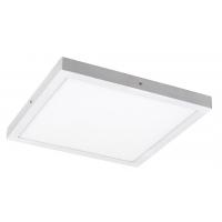 Plafoniera LED patrata alba 36W, 40x40cm, 2500lm, 4000K, LOIS 2666