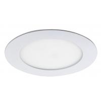 Spot LED incastrabil rotund alb 6W, D:12cm, 350lm, 4000K, LOIS 5569