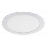 Spot LED incastrabil rotund alb 18W, D:23cm, 1400lm, 4000K, LOIS 5571