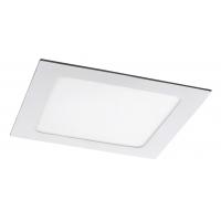 Spot LED incastrabil patrat alb 18W, 22x22cm, 1400lm, 4000K, LOIS 5579