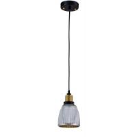 Pendul fin Loft Maytoni Tempo, negru, E27 40W, H:27-150cm
