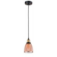 Pendul elegant Loft Maytoni Tempo, negru, E27 40W, H:27-150cm