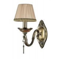 Aplica clasica Maytoni Demitas, bronz, E14 40W