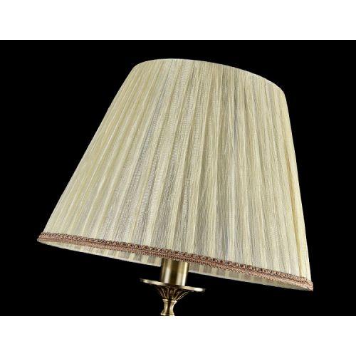 Lampadar cu picior clasic Maytoni Soffia, bronz, E27 40W