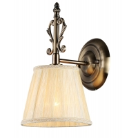 Aplica clasica Maytoni Vesta, bronz, E14 40W