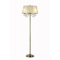 Lampadar clasic Maytoni Latona, bronz, 3xE14 40W