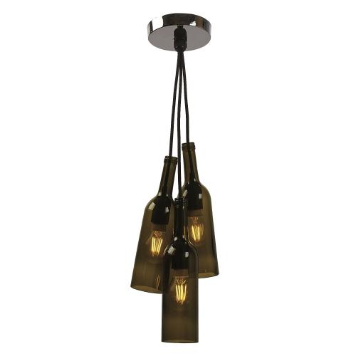 Lustra Roilux Batea/3L, E27, 3x40W, Maro