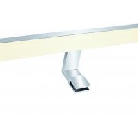 Aplica baie Roilux Jena, LED, 1x18W, Argintie, 63cm
