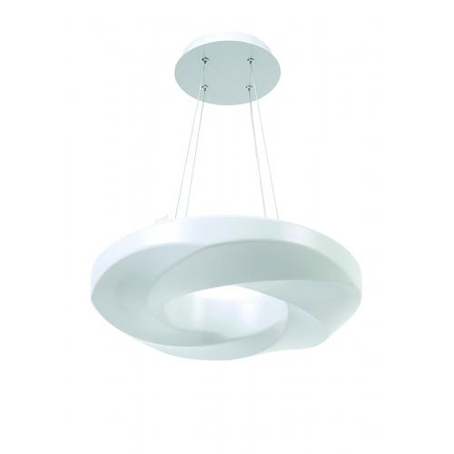 Lustra LED bucatarie Roilux New Brighton/41 SP, LED, 1x32W, Alba