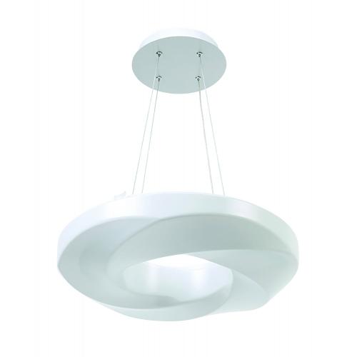 Lustra LED living Roilux New Brighton/48 SP, LED, 1x48W, Alba