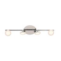 Plafoniera LED Roilux Berlin 4L/P, SMD, 4X5W, Crom