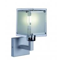Aplica Roilux Oslo 1 L / AP, E27, 1x60W, Argintie