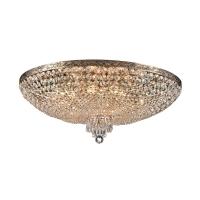 Candelabru cristal Maytoni Palace, auriu, 10xE27 60W