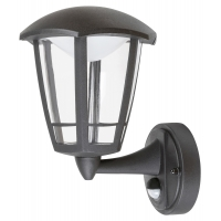 Aplica LED cu senzor Sorrento 7849, LED integrat 8W 500lm 3000K IP44