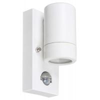 Spot cu senzor minimalist plastic alb Medina 8838, GU10 1x10W, IP44
