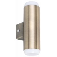Spot dublu LED exterior bronz Catania 8939, 2x4W 700lm 4000K IP44