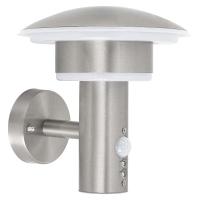 Aplica LED cu senzor exterior Denmark 8977 cu LED integrat 9W 1000lm 4000K, IP44, 6m, 90°