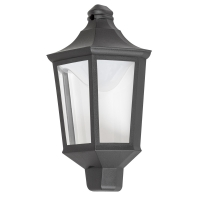 Aplica LED exterior modern-retro Rosewell 8979, LED integrat 8W 500lm 3000K IP44