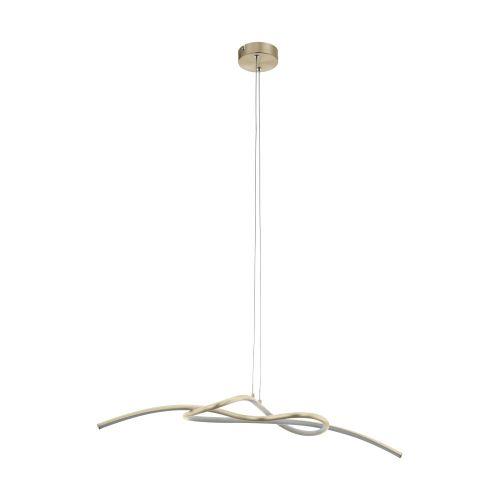 Lustra LED Novafeltria 97938, 1x16W, H:150cm, 1600 lumeni