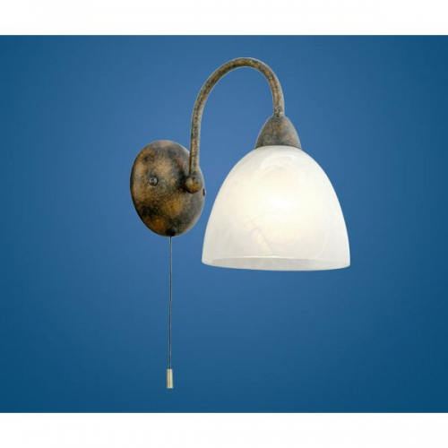 Aplica traditionala Eglo Dionis 89898 1x40W E14, intrerupator cu fir