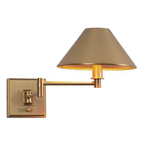 Lampa citit perete Cracow, alama antichizata, E27, 40W cu intrerupator
