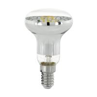 Bec reflector LED-E14-R50 4W 2700K clar dimabil