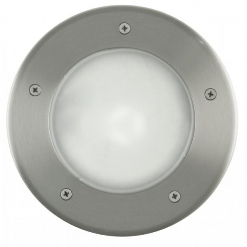 Spot pardoseala rotund energy saving iluminat exterior Eglo Riga 3 86189 15W E27 IP67