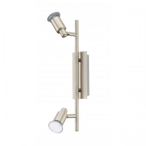 Aplica spot LED Eglo Eridan 90824 2x 3W GU10