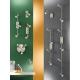 Plafoniera spot LED Eglo Eridan 90825 3x 3W GU10