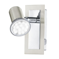 Spot LED Eglo Rottelo 90914 1x 3W GU10 orientabil, cu intrerupator